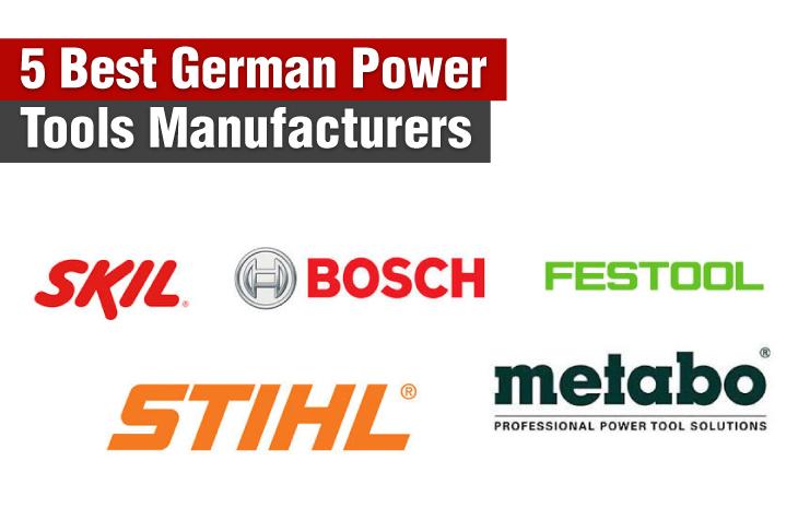 German tool manufactures
