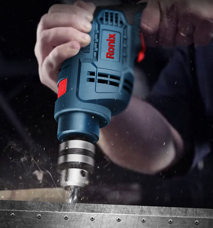 ronix Impact Drill