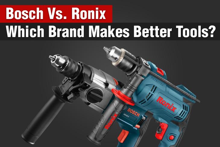 bosch vs ronix