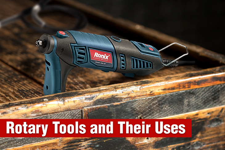 Rotary tools and their uses-ronix-tools