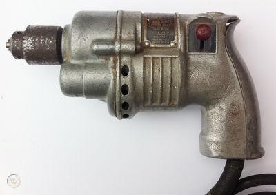 vintage bosch drill