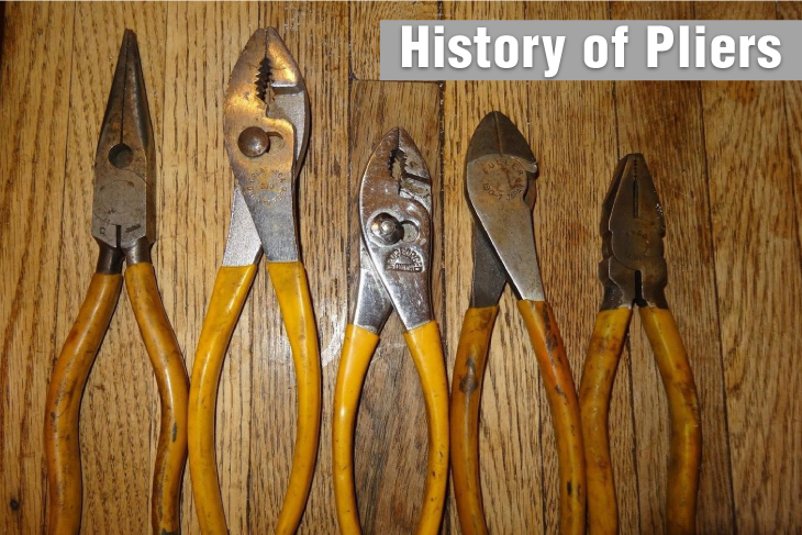 History of pliers hand tools