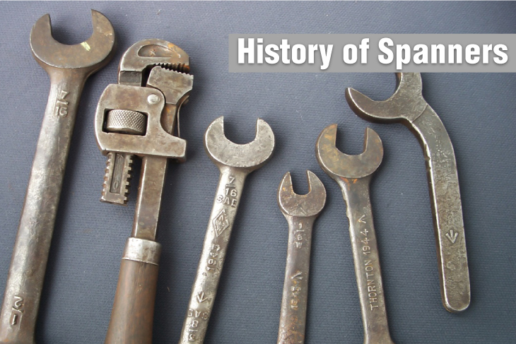 history of spanner hand tools