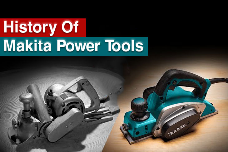 history of makita power tools