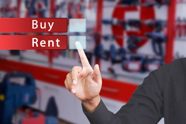 Renting-Tools