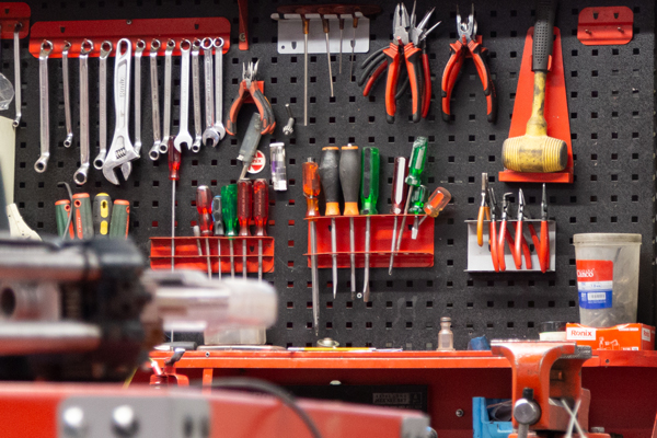 Tool-Boards