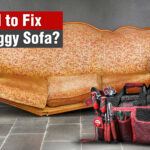 Need to Fix a Saggy Sofa? Take a Look at These Instructions