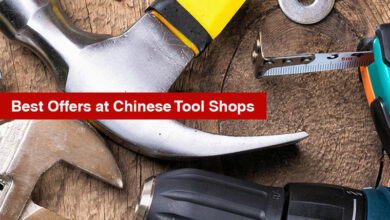 Best Offers at Chinese Tool Shops