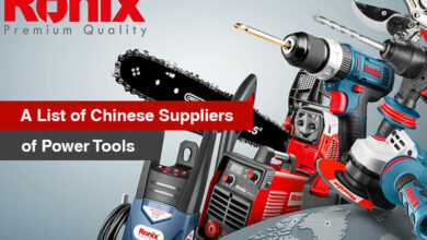 A List of Chinese Suppliers of Power Tools