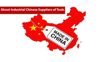 Everything You Need to Know About Industrial Chinese Suppliers of Tools