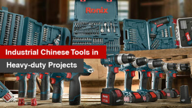 Industrial Chinese Tools in Heavy-duty Projects