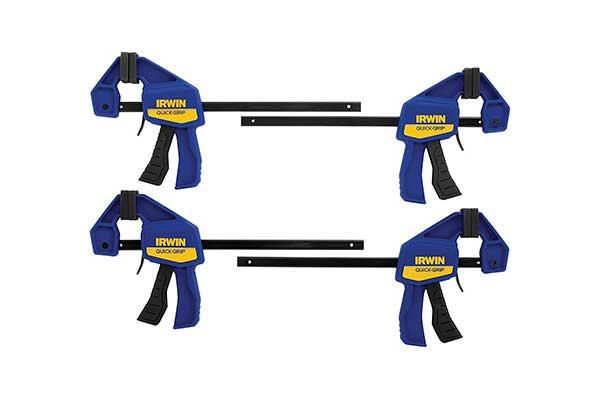 Irwin clamps