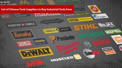 List of Chinese Tools Suppliers to Buy Industrial Tools from