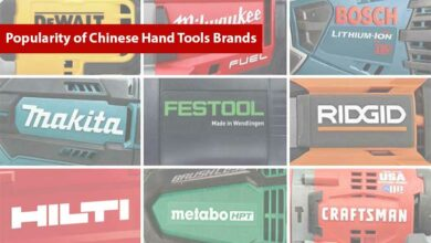 Popularity of Chinese Hand Tools Brands in The World