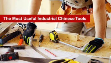 The Most Useful Industrial Chinese Tools