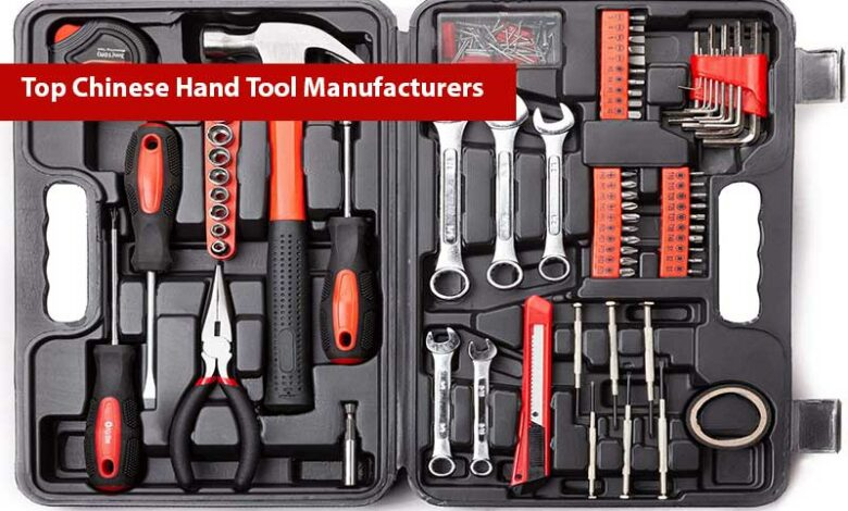 Top-Chinese-Hand-Tool-Manufacturers