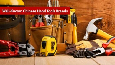 Well-Known Chinese Hand Tools Brands