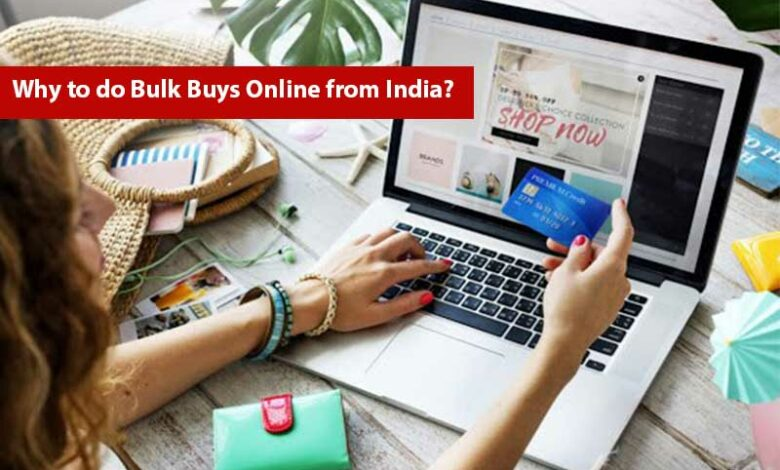 bulk buys online from india