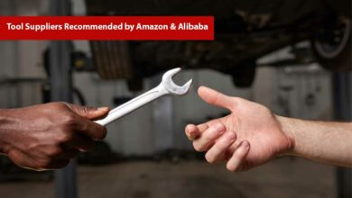cheap tool suppliers recommended by amazon & alibaba