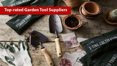 top rated garden tool suppliers
