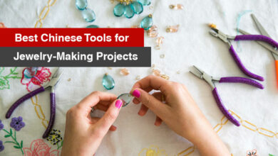 Best Chinese Tools for Jewelry-Making Projects