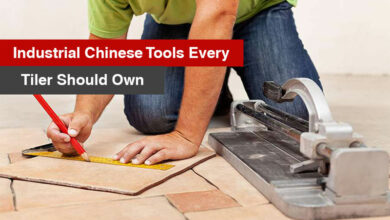 Industrial Chinese Tools Every Tiler Should Own