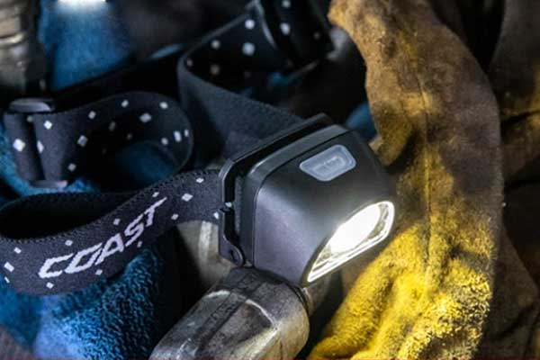 Coast FL1R dust Resistant