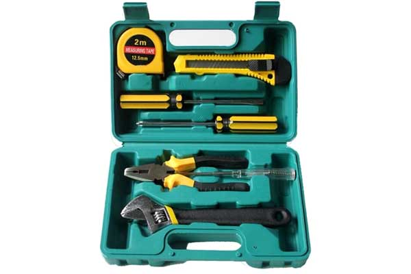 Green-Wrench Toolbox