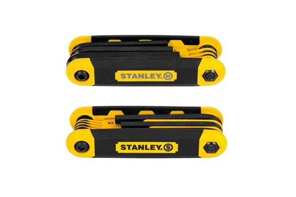 Stanley STHT71839 Folding Hex Key Set