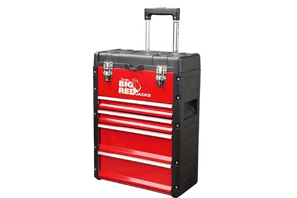 Torin Big Red Drawer Toolbox Best Toolboxes