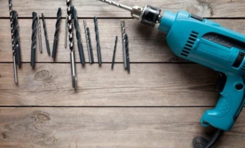 Corded Power Drills