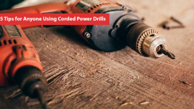 High Power Corded Drill