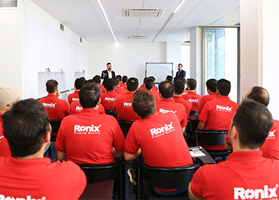 Ronix supply chain department