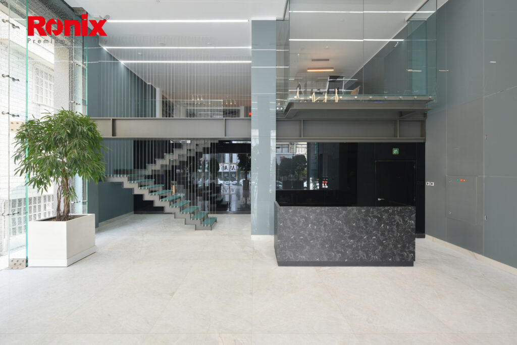 """Ronix's Office Building Receives Jury's Special Appreciation in """"Building of The Year"""""""