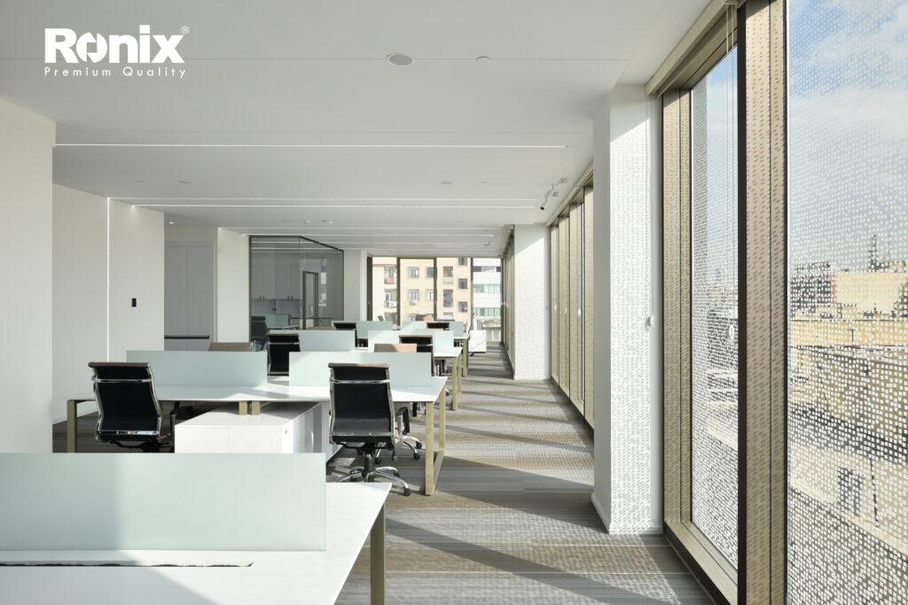 ronix building