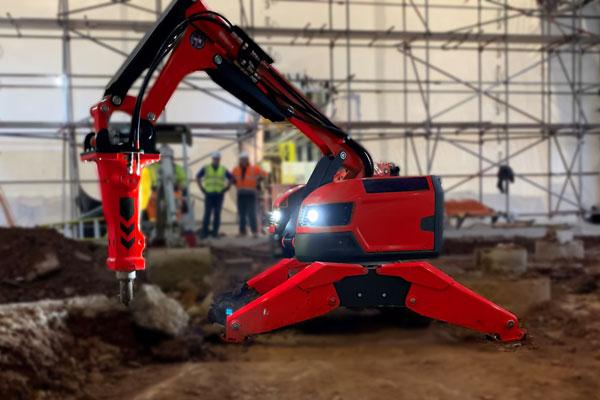 Robots in the Jobsite