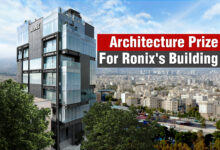 Ronix Wins Interior Architecture Award