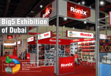 Ronix Participates in Dubai Big5 Exhibition