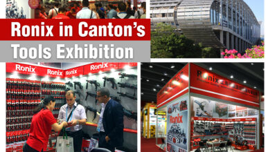 Canton's Tools Exhibition
