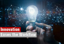 Innovation Eases the Work Flow
