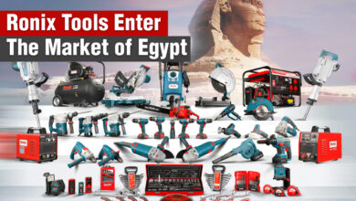 Ronix Tools Enter the Market of Egypt