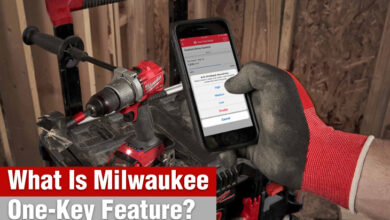Milwaukee ONE-KEY Feature