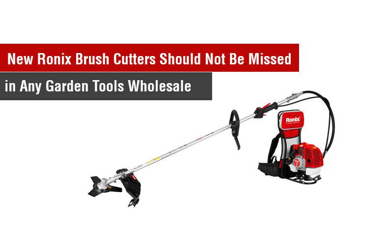 ronix brush cutter