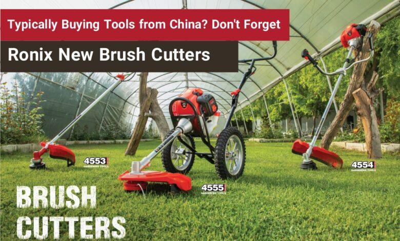 Ronix New Brush Cutters