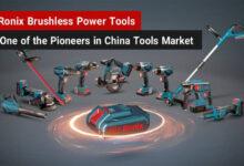 Ronix Brushless Power Tools
